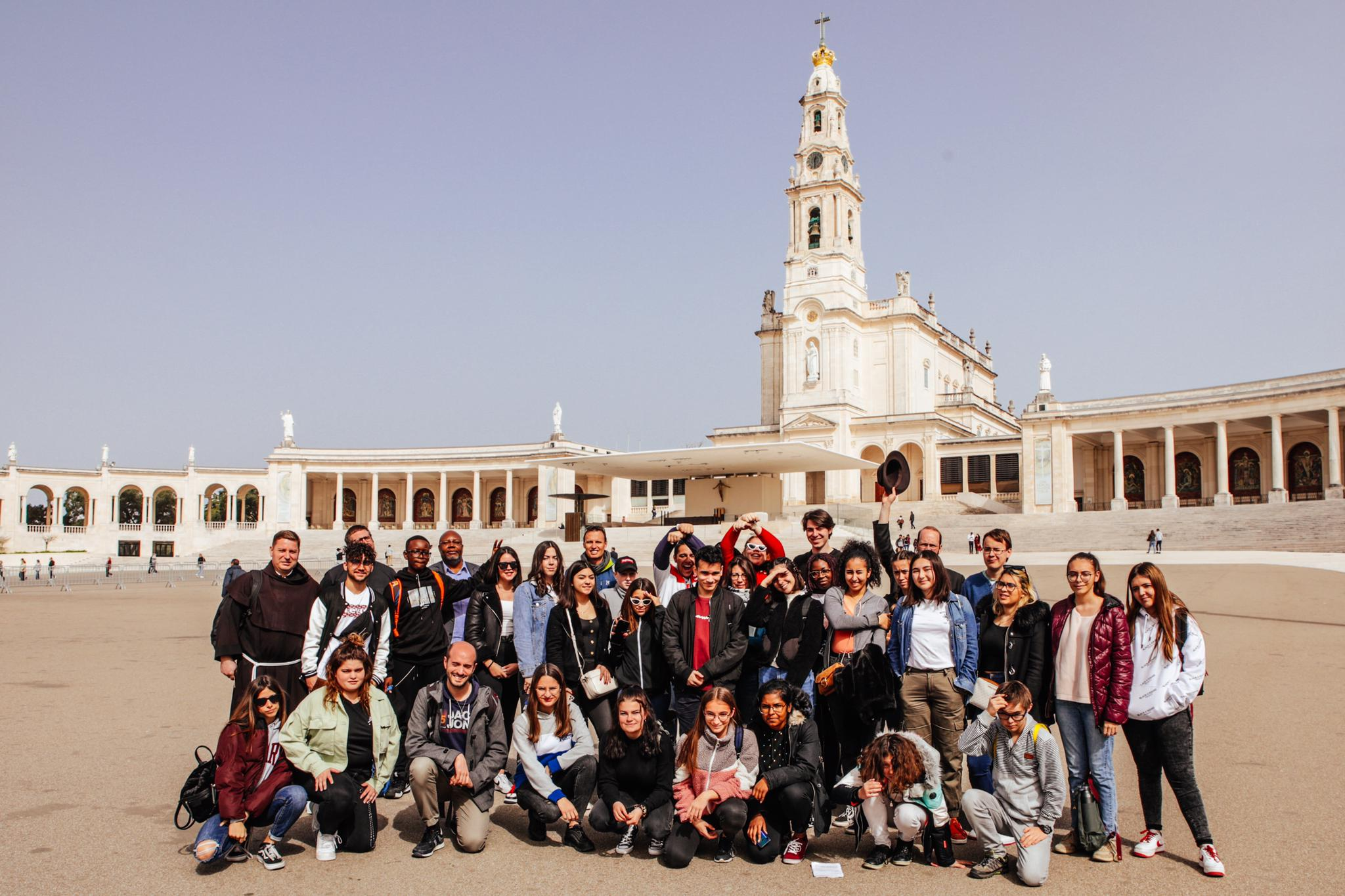 Pèlerinage au Portugal
