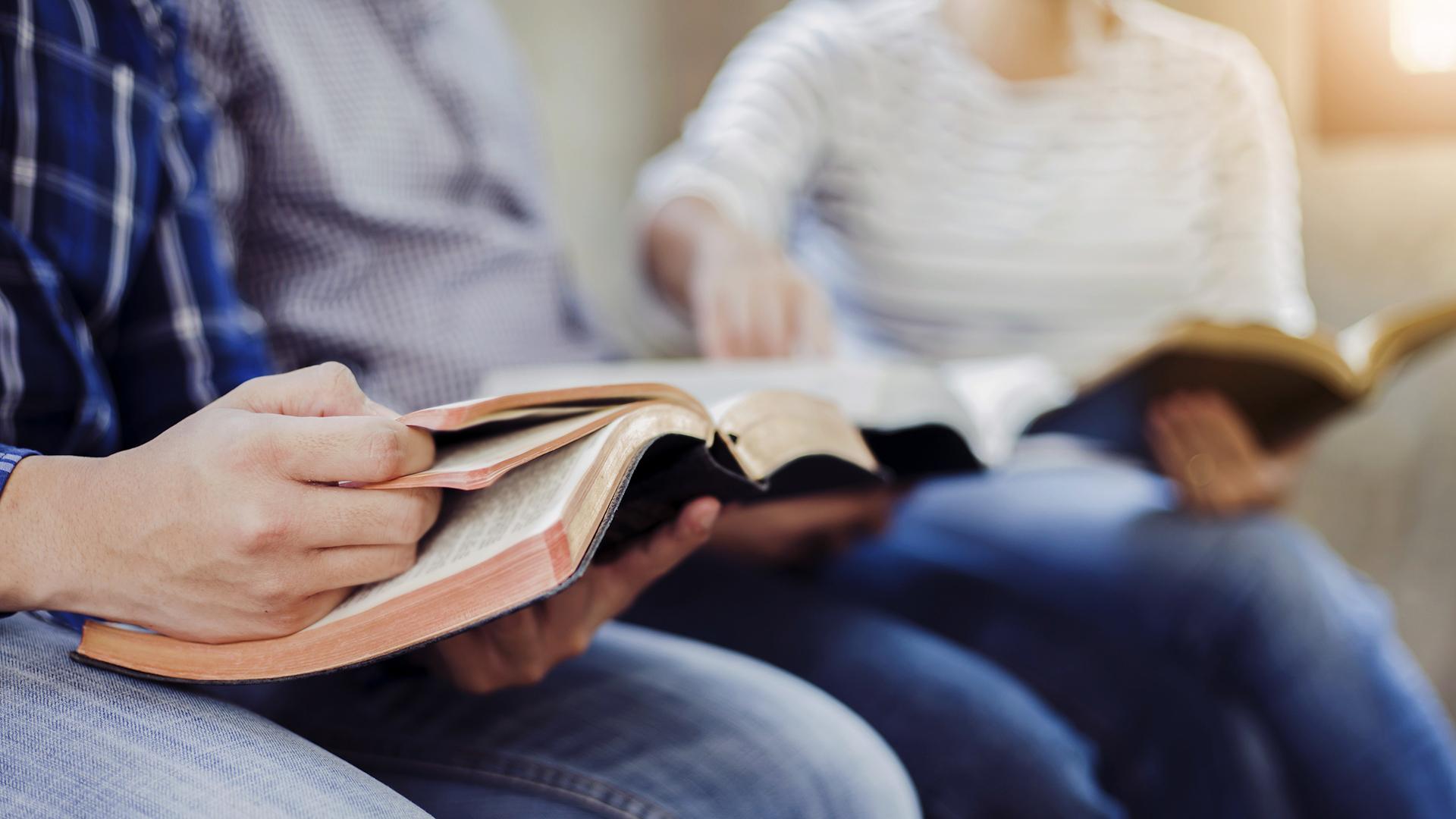 Animer un groupe biblique