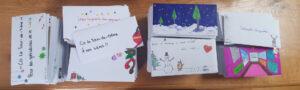 1'537 cartes de vœux pour les aînés de la Gruyère