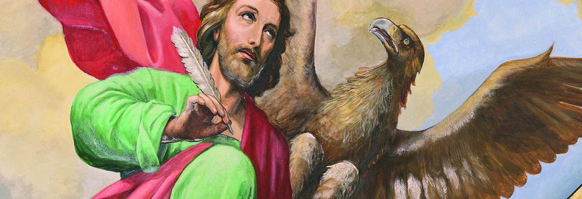 Affiche pour l'Evangile à la Maison