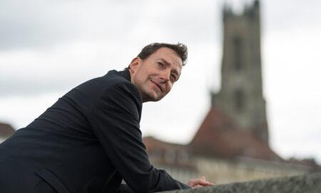 Jean Glasson, Vicaire épiscopal pour la partie francophone du canton de Fribourg