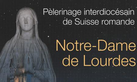Pèlerinage interdiocésain de Suisse romande à Lourdes