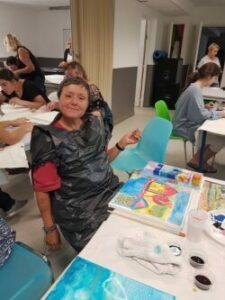 Rosalina Atelier de Peinture